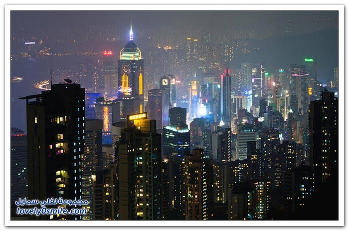 صور من هونج كونج