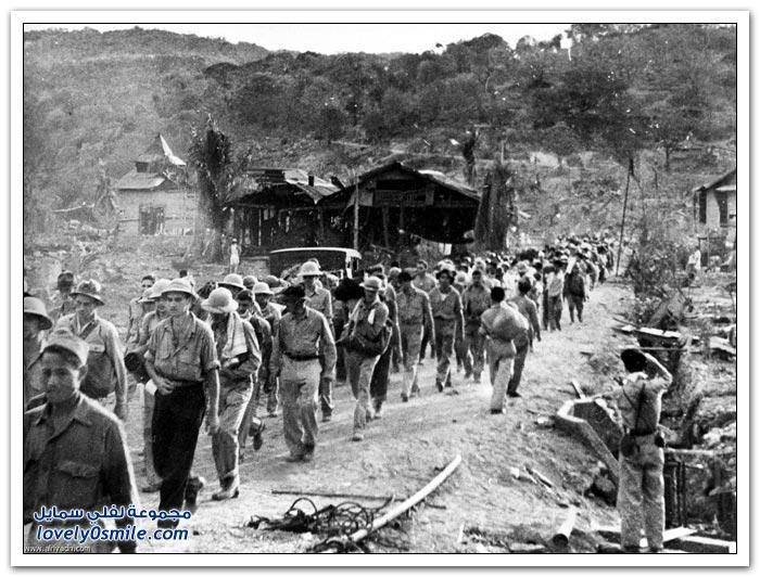 غارات وانتقام - الحرب العالمية الثانية
