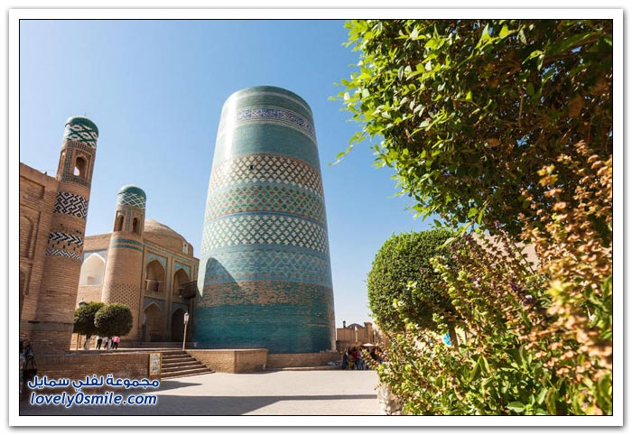 جولة في أوزبكستان وطاجيكستان