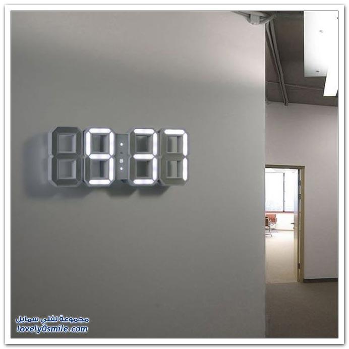 ساعات غير عادية