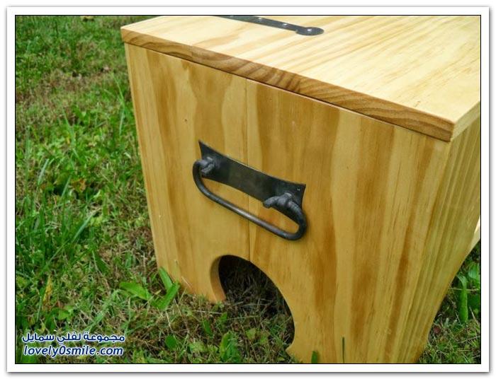 ماذا تتوقع أن يكون بداخل هذا الصندوق؟