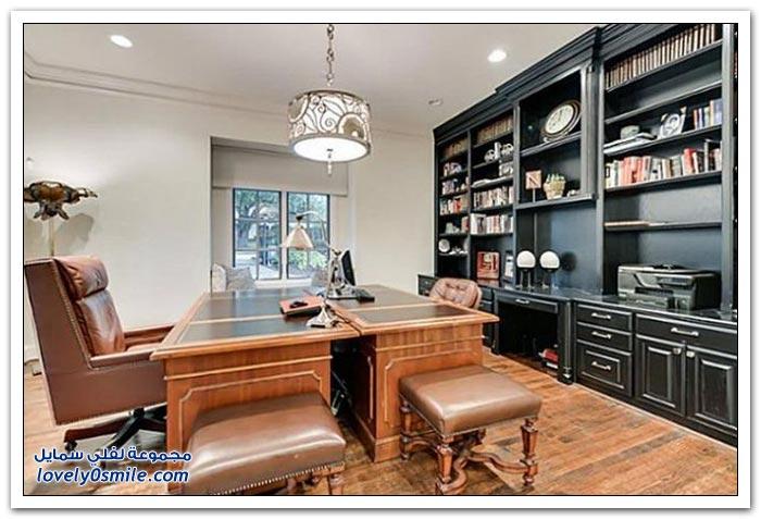 منزل الفنان الأمريكي تشاك نوريس للبيع بـ 1.2 مليون دولار