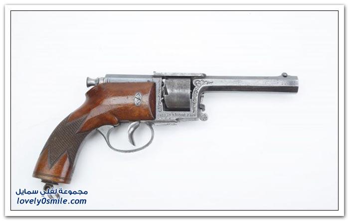 الأسلحة النادرة والفريدة