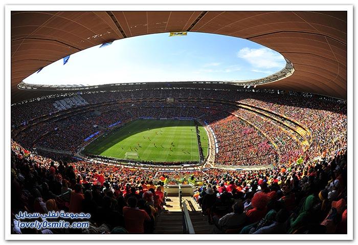أكبر 10 ملاعب كرة قدم في العالم