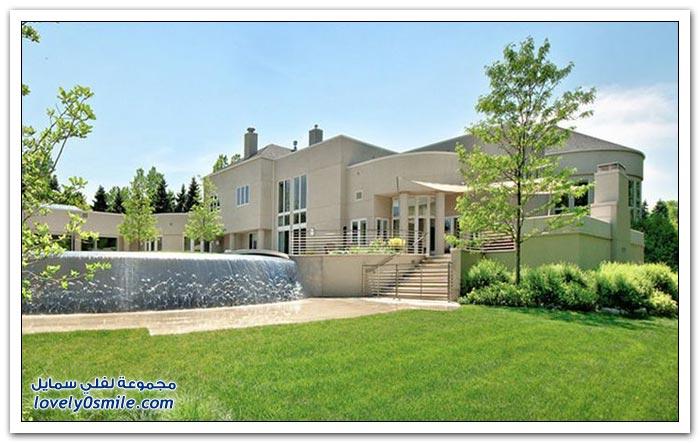 قصر مايكل جوردان للبيع بـ29 مليون دولار