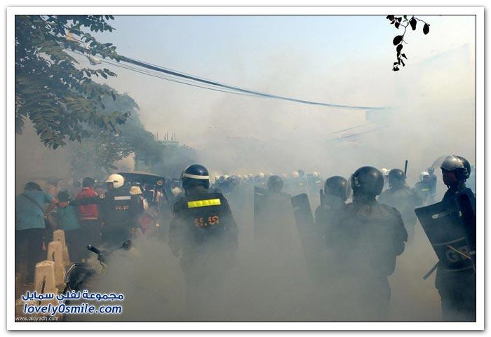 مطالبات بحرية الإعلام في كمبوديا