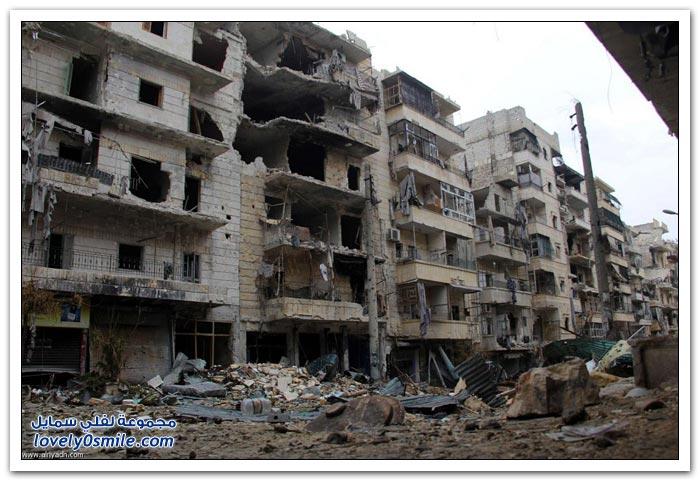 استمرار العنف في سوريا