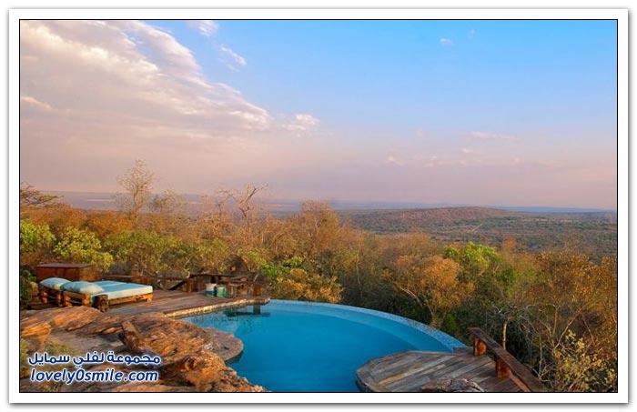 فيلا فاخرة في ليمبوبو بجنوب أفريقيا