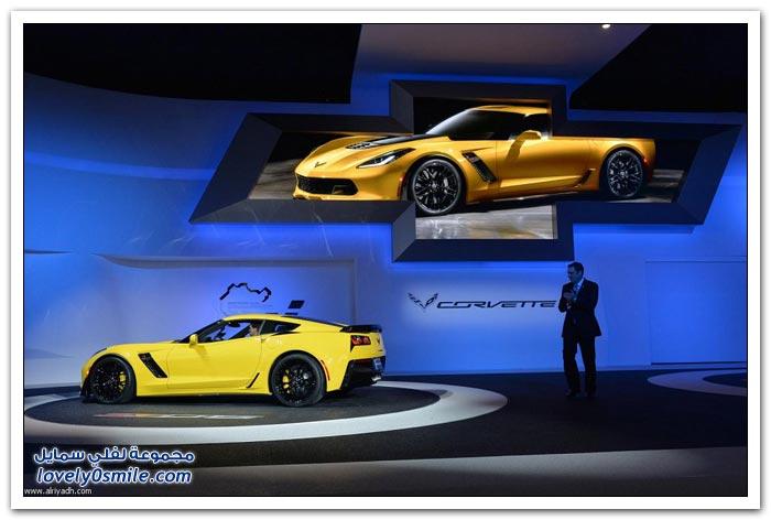 معرض أميركا الشمالية الدولي للسيارات