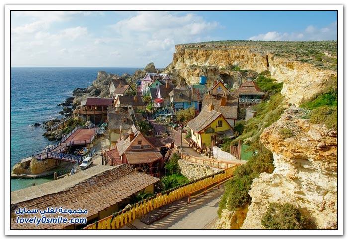 قرية بوب في مالطا