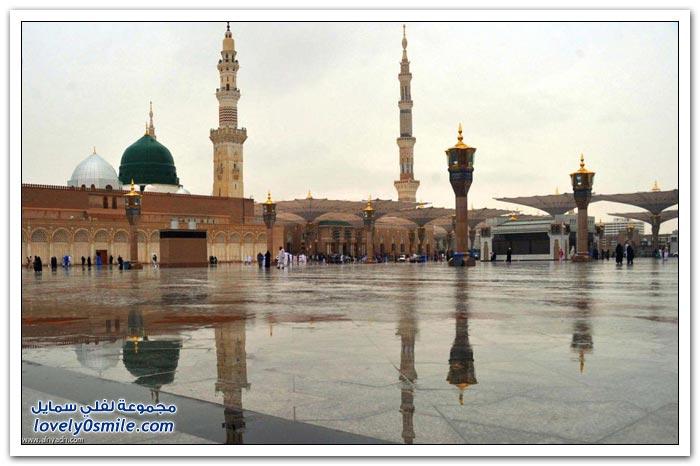 أمطار المدينة المنورة