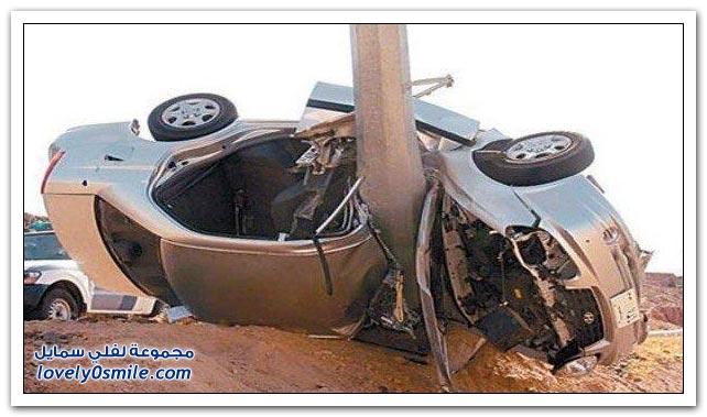 هل تسبب نظام ساهر في زيادة أعداد الحوادث أم نقصانها ؟