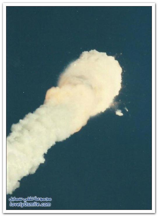 كارثة مكوك الفضاء تشالنجر