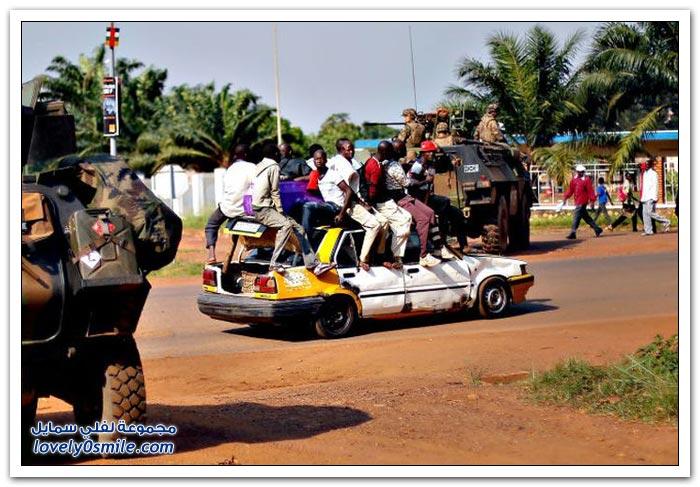 فقط في أفريقيا ج2