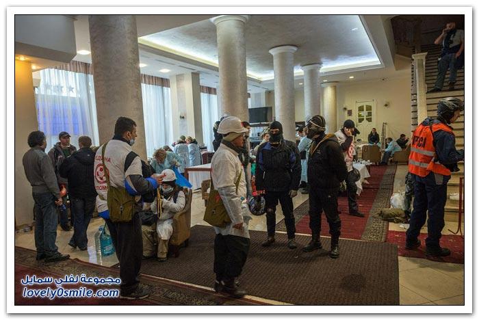 الخميس الدامي في أوكرانيا