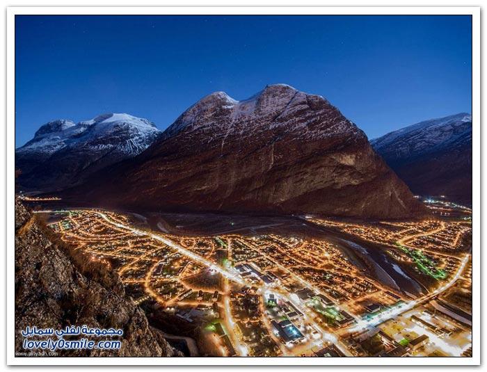 أفضل الصور من ناشيونال جيوغرافيك في يناير 2014م