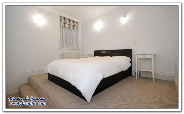 شقة 42 متر بقيمة مليون جنيه استرليني وسط لندن