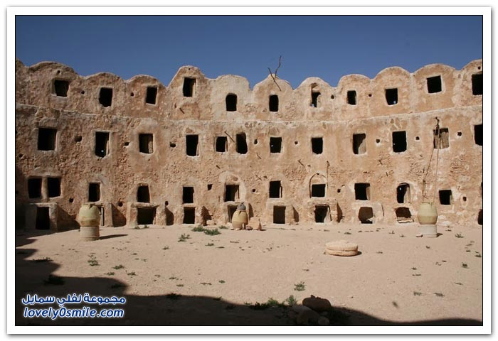 قصر الحاج في ليبيا