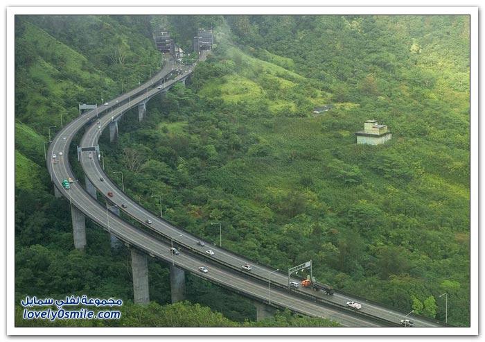 الطريق السريع في هاواي