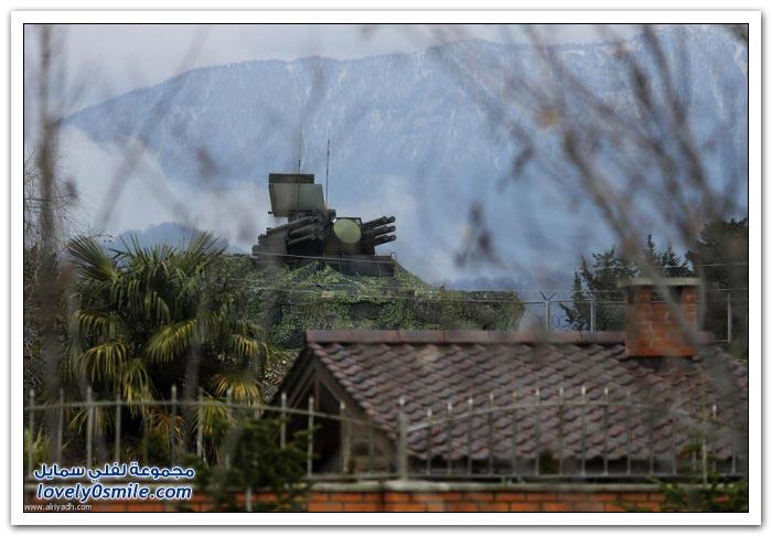صواريخ لحماية سوتشي