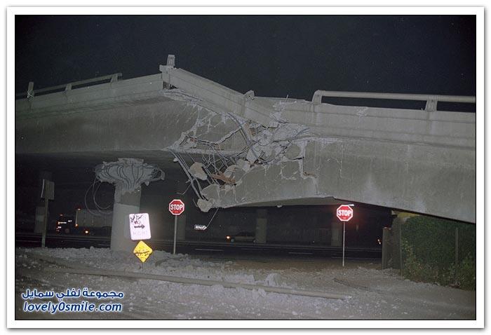 زلزال نورثريدج قبل 20 سنة