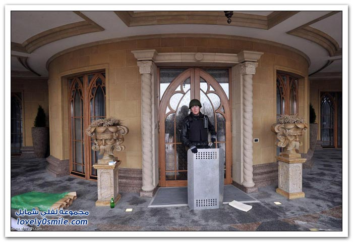 بذخ رئيس أوكرانيا المعزول