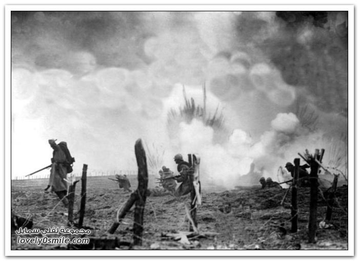صور من الحرب العالمية الأولى