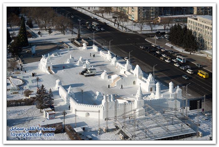 مدينة بلاغوفيشتشينسك الروسية