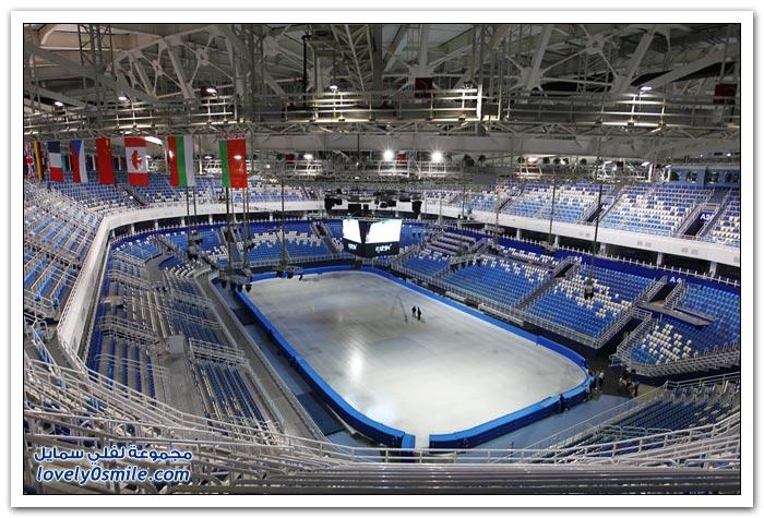 سبع سنوات من التحضير لأولمبياد سوتشي عام 2014م