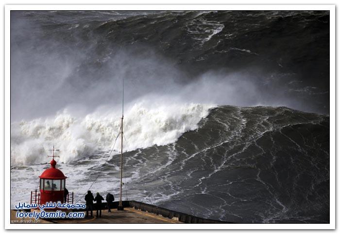 عنفوان البحار