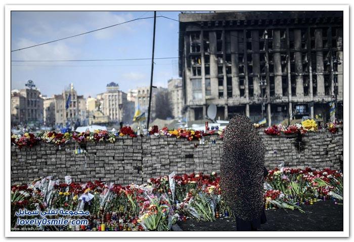 أوكرانيا بعد الرئيس المعزول يانوكوفيتش