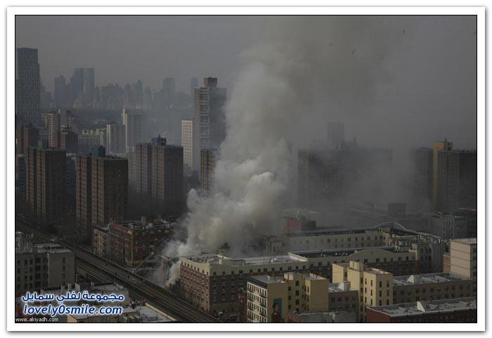 انفجار نيويورك