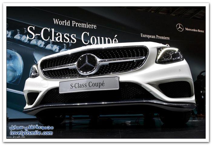 معرض جنيف للسيارات 2014م