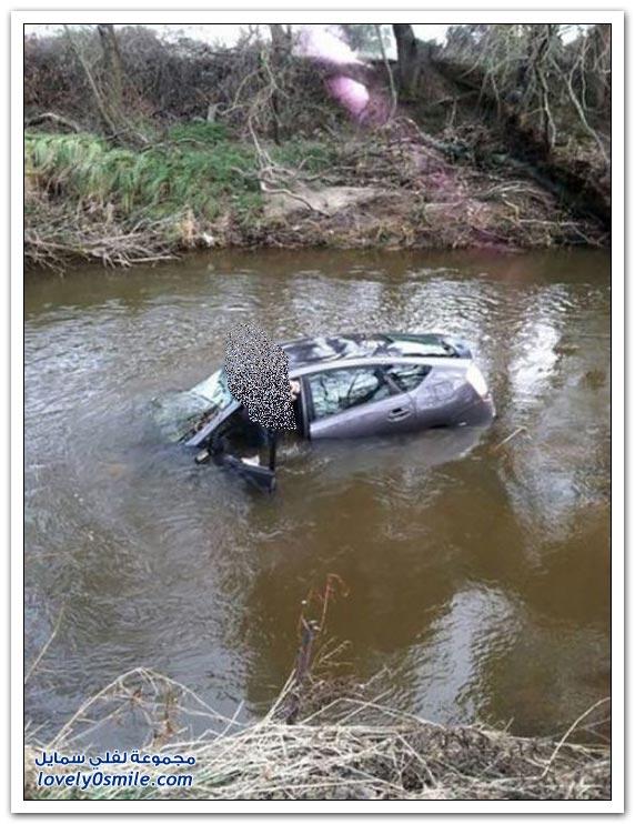 صور حوادث سيارات ج3
