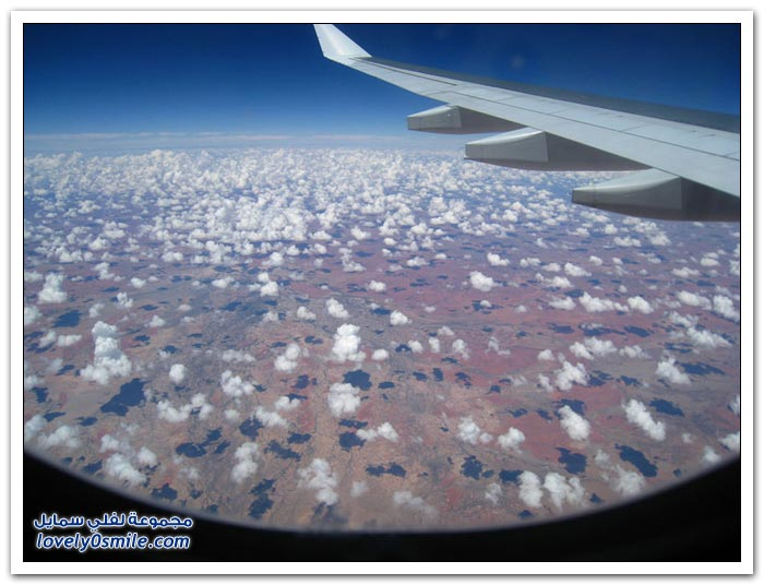لهذا السبب أحرص على أن يكون مقعدي في الطائرة بجانب النافذة