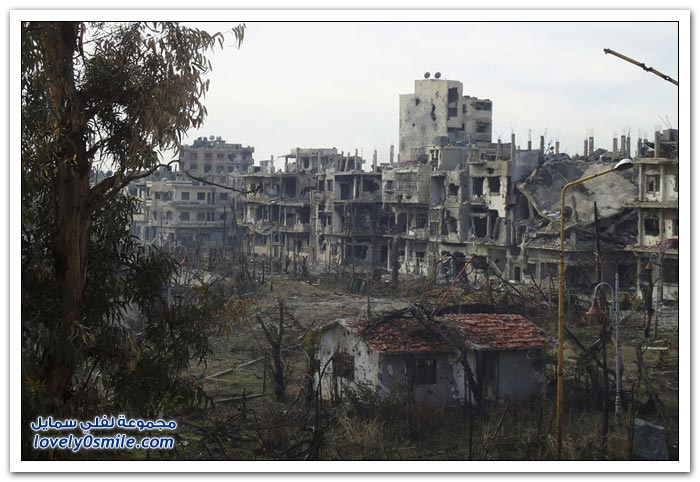 سوريا وثلاث سنوات من الحرب