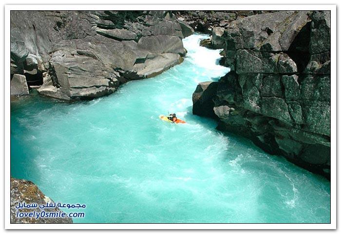 من أجمل الأنهار في العالم