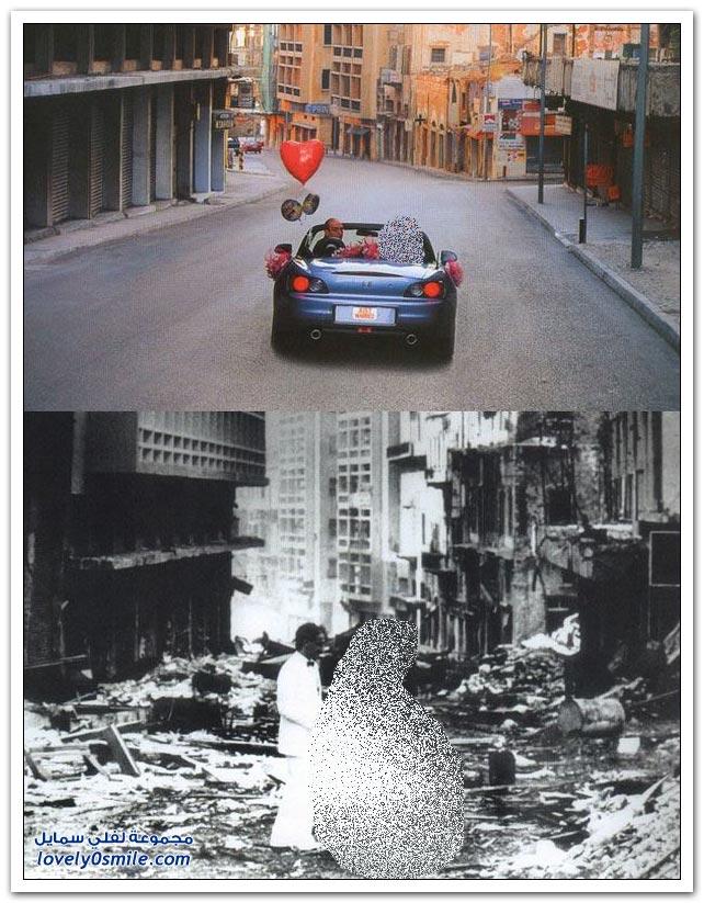 لبنان بين الماضي والحاضر