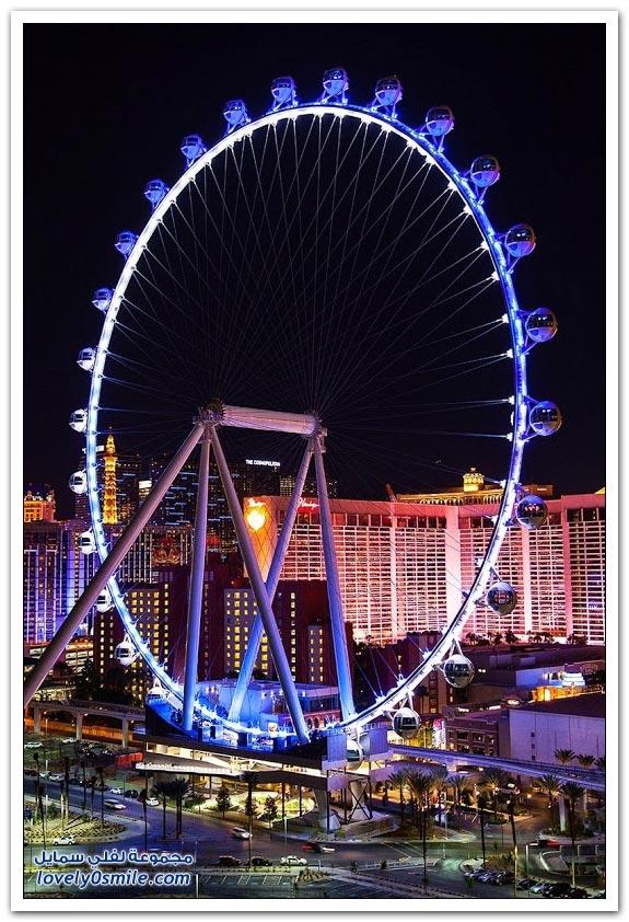 أطول عجلة دوارة في العالم