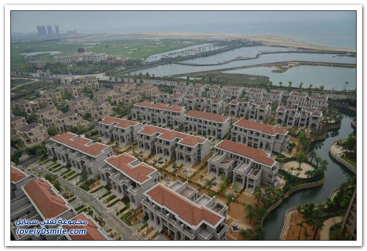 عقارات صينية فاخرة تتحول إلى مدن أشباح
