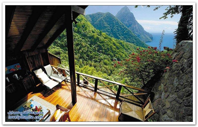 فنادق رائعة حول العالم