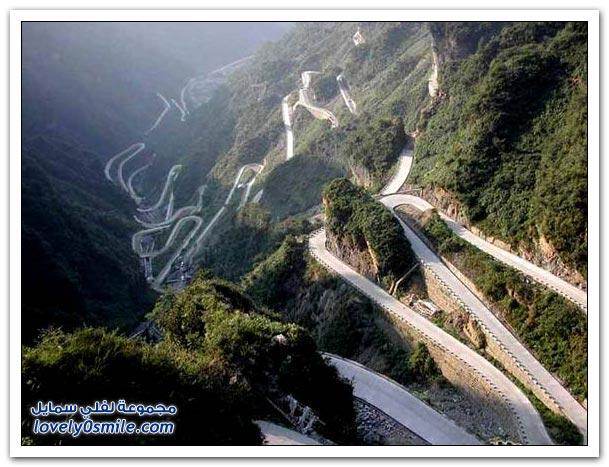 بوابة السماء في الصين
