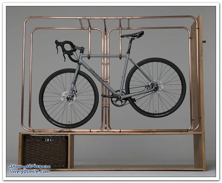كيفية الحفاظ على الدراجة في المنزل