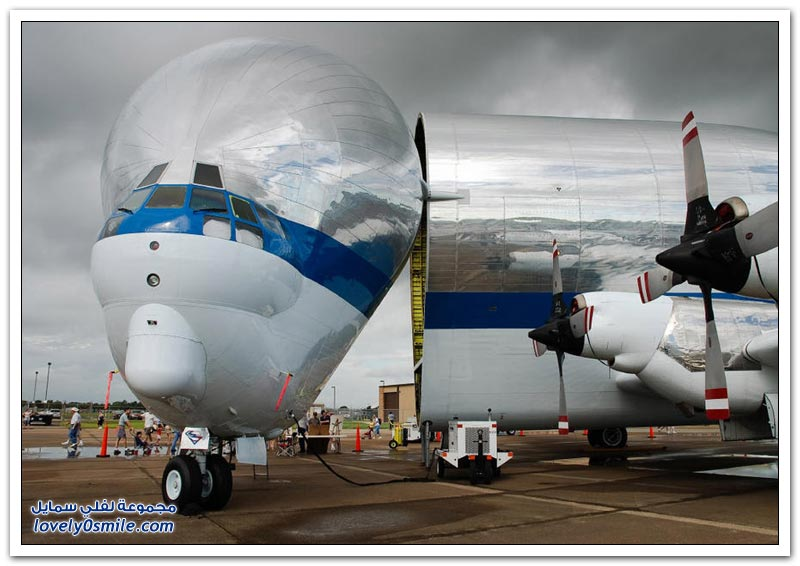 أكثر طائرة نقل غرابة في العالم