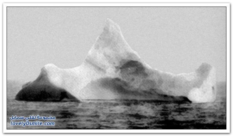 صور نادرة لسفينة تيتانيك