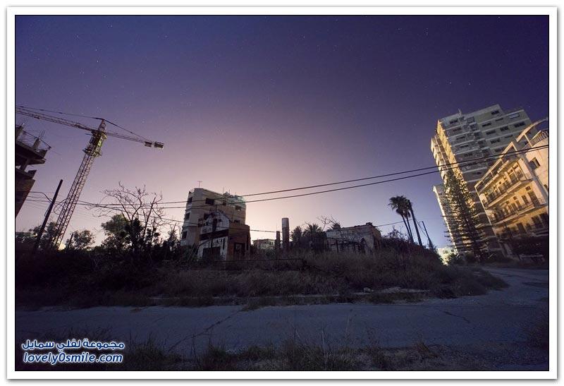منتجع الأشباح في قبرص