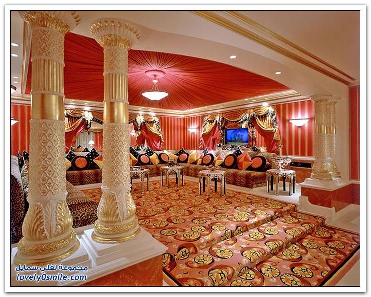 جناح بقيمة 24 ألف دولار في فندق برج العرب