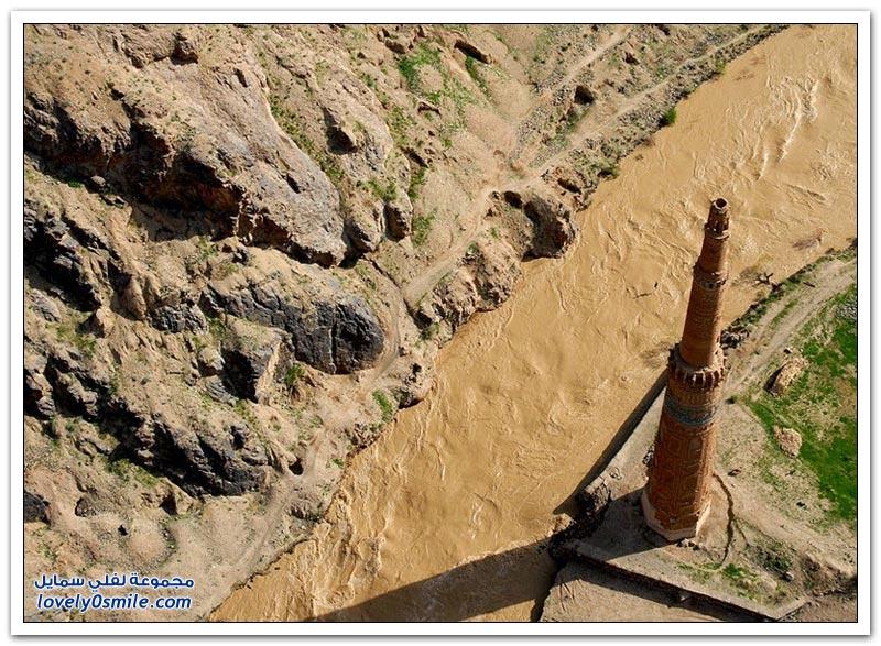 مئذنة جام بأفغانستان