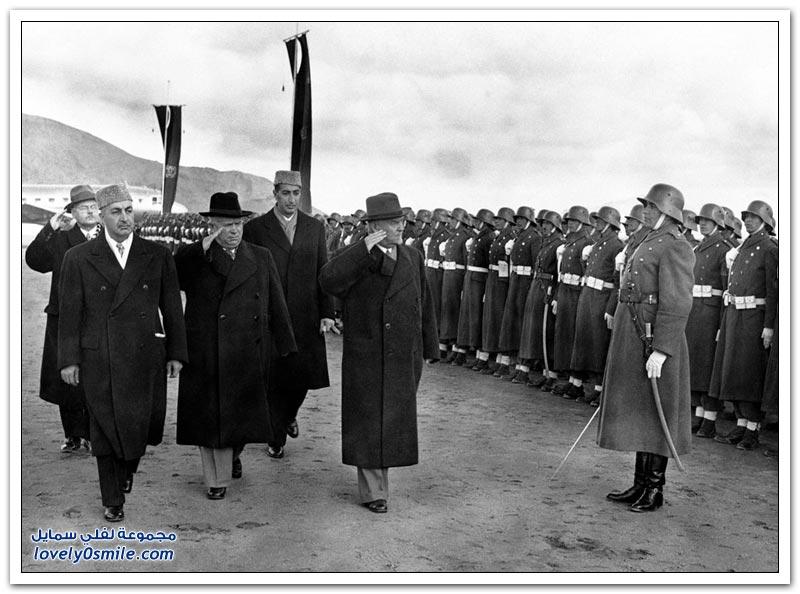 أفغانستان في الخمسينات والستينات من القرن الماضي