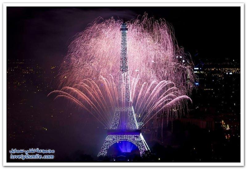 العيد الوطني الفرنسي أو يوم الباستيل